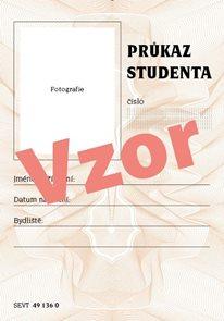 Průkaz studenta
