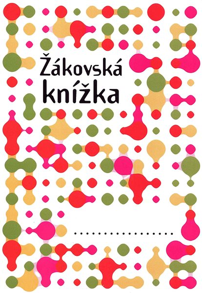 Žákovská knížka - sešit A5 32 str., kulaté rohy