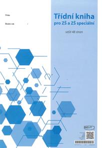 Třídní kniha pro ZŠ praktickou a ZŠ speciální