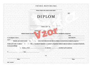 Diplom bakalářský