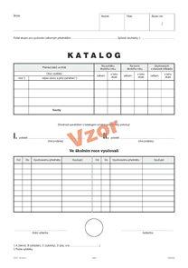 Katalog (na třídu)