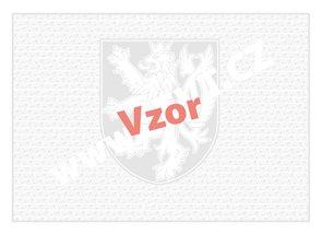 Bianco diplom - malý státní znak +  lipové listy