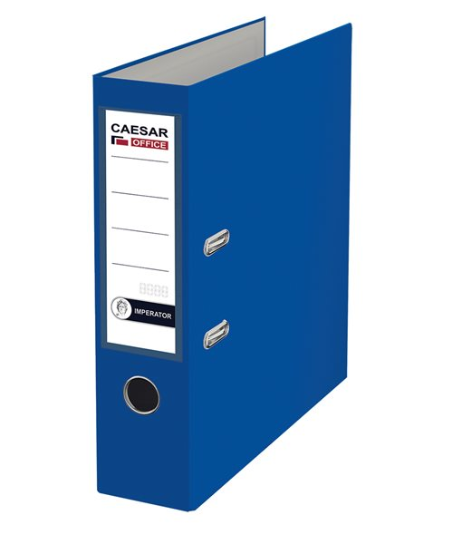 CAESAR OFFICE IMPERATOR Pořadač pákový A4 7,5 cm - modrý