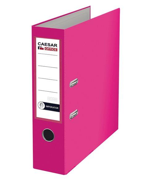 CAESAR OFFICE IMPERATOR Pořadač pákový A4 7,5cm - růžový
