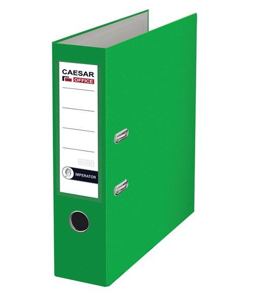 CAESAR OFFICE IMPERATOR Pořadač pákový A4 7,5 cm - sv.zelený