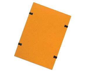 CAESAR OFFICE Spisové desky s tkanicí A4 RainbowLine prešpán - žluté