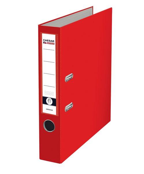 CAESAR OFFICE IMPERATOR Pořadač pákový A4 5 cm - červený