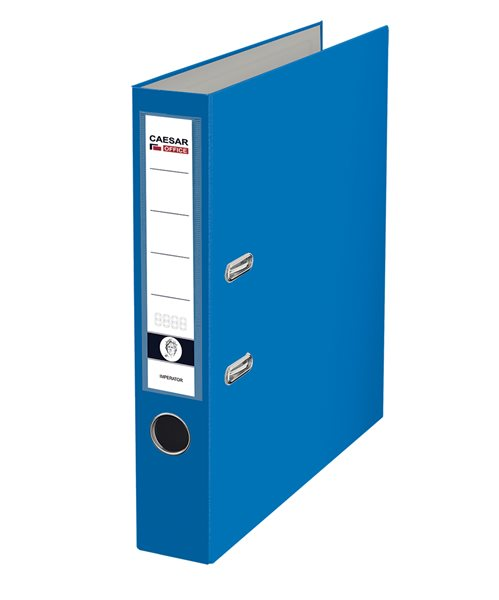 CAESAR OFFICE IMPERATOR Pořadač pákový A4 5 cm - sv.modrý