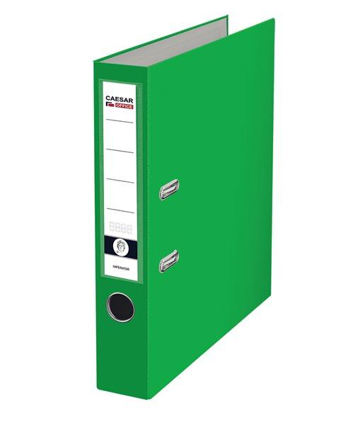 CAESAR OFFICE IMPERATOR Pořadač pákový A4 5 cm - sv.zelený