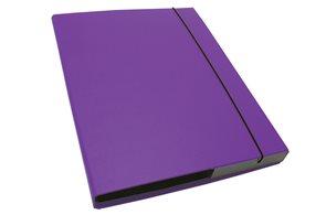 CAESAR OFFICE IMPERATOR Desky s boxem A4 3 cm - fialová