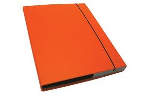CAESAR OFFICE IMPERATOR Desky s boxem A4 3 cm - oranžová