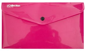 Karton E-collection Desky s drukem DL - růžové