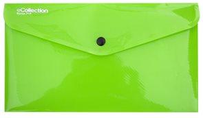Karton PP E-collection Desky s drukem DL - zelené