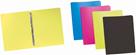 PP Pořadač 4kroužek A4 2cm neprůhledný PP - růžová/magenta