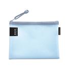 Karton PP PASTELINi Obálka se zipem síťovaná A5 - modrá