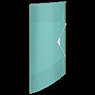 Desky na spisy Esselte Colour'Ice A4 - ledově modrá