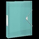 Box na spisy Esselte Colour'Ice A4 2,5 cm - ledově modrá