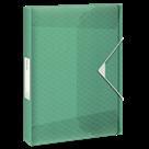 Box na spisy Esselte Colour'Ice A4 2,5 cm - ledově zelená