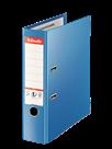 Pákový pořadač Esselte No.1 POWER VIVIDA A4 MAXI 8 cm - modrá