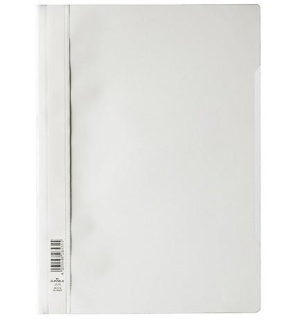 Durable Rychlovazač PVC A4 1 ks - bílá