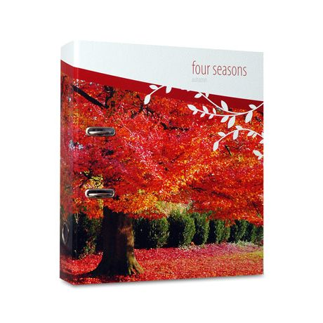 HIT Pořadač pákový A4 7,5 cm 4SEASONS - Motive Autumn