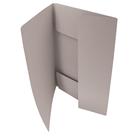HIT Odkládací mapa A4 tříklopá Classic - šedá