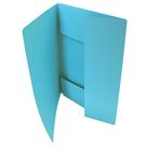 HIT Odkládací mapa A4 tříklopá Classic - sv.modrá