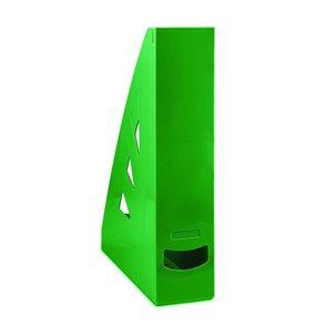 Stojan na časopisy A4 PS - zelený