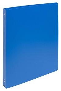 4-Kroužkový pořadač A4 maxi, 4 cm, PP - modrý