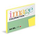 Coloraction A4 80 g 100 ks - Canary/středně žlutá