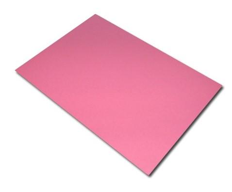 Barevné výkresy A2 125 g - 20 ks - růžová