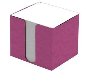 CAESAR OFFICE Špalíček nelepený 8,5x8,5x8 v krabičce - růžová