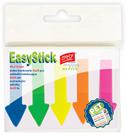 EASY STICK plastové záložky 45 x 12 mm, 5 barev - šipky