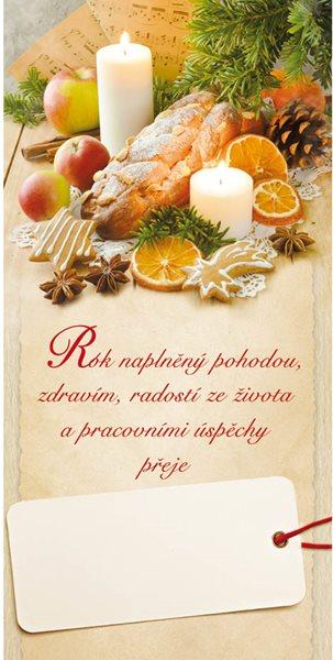 Stil Vánoční blahopřání - Vánoční pečení