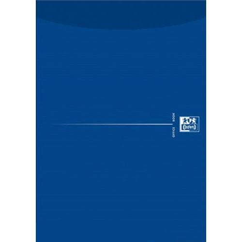 Oxford blok lepený A4 50 listů modrý - nelinkovaný