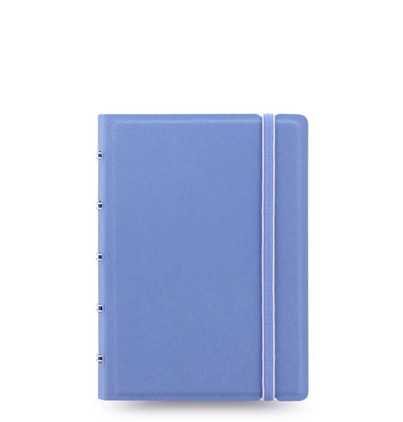 Filofax Notebook Pastel poznámkový blok A6 - pastelově modrá