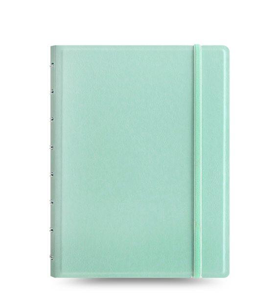 Filofax Notebook Pastel poznámkový blok A5 - pastelově zelená