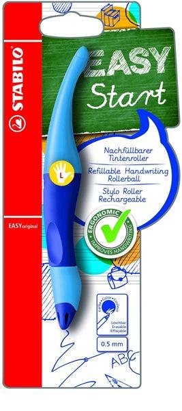 STABILO EASYoriginal L Roller pro leváky - sv.modrá/modrá