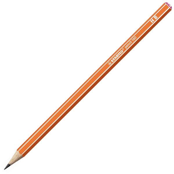 STABILO Grafitová tužka pencil 160 - oranžová