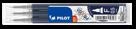Pilot FriXion Point Náplň sada 3 ks - modročerná