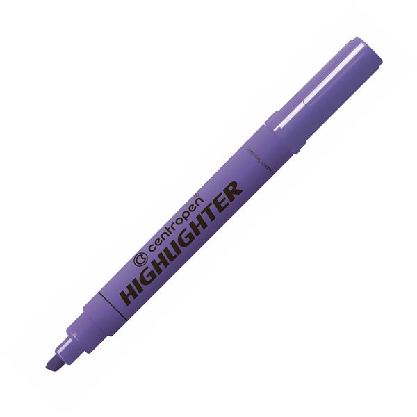 Centropen Zvýrazňovač 8552 - fialový
