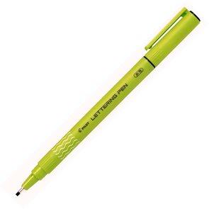 Pilot Lettering Pen Kaligrafické pero černé - 2 mm