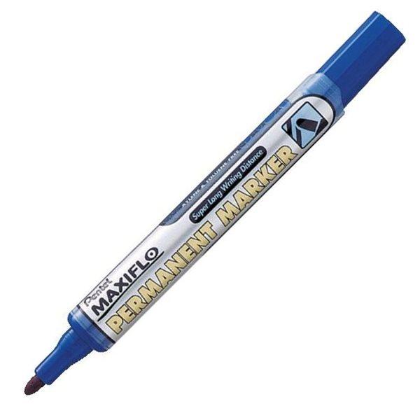 Pentel MAXIFLO Popisovač permanentní - modrý