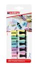 Edding 7/5S mini Zvýrazňovač, sada 5 pastelových barev