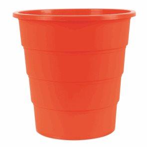 Odpadkový koš PP 16 l - oranžový