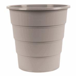 Odpadkový koš PP 16 l - šedý