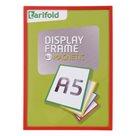 Display Frame magnetický rámeček A5, 1 ks - červený