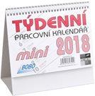 Pracovní kalendář MINI - 2017