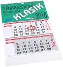 Tříměsíční kalendář KLASIK - 2017