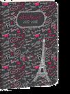 Školní diář Student 2017/18 Paris
